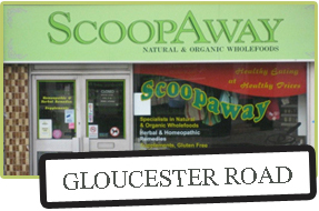 Scoopaway Health Foods | Gloucester Road | Bristol